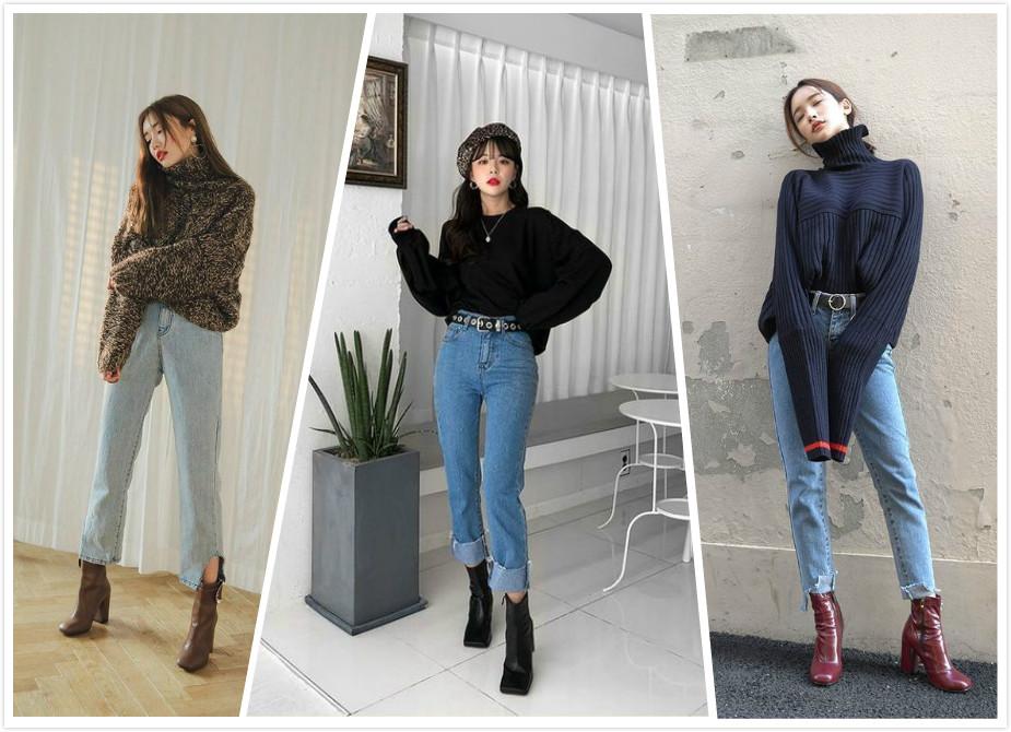 Angkle Pants tren fashion Korea