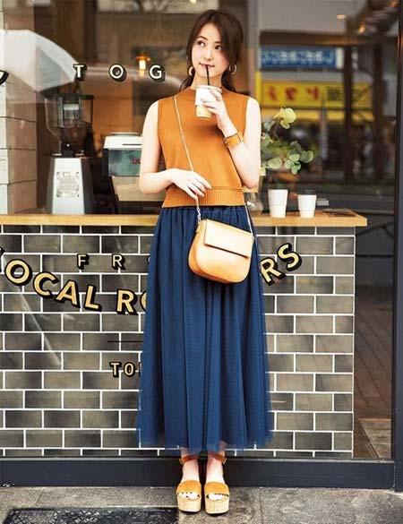 Style Korea atasan Tanpa Lengan